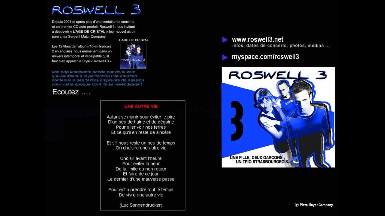 Roswell3 Une Autre Vie