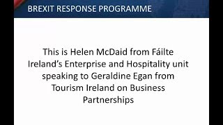 Insider Tips Ireland | Geraldine Egan Tourism Ireland, Dublin Office thumbnail