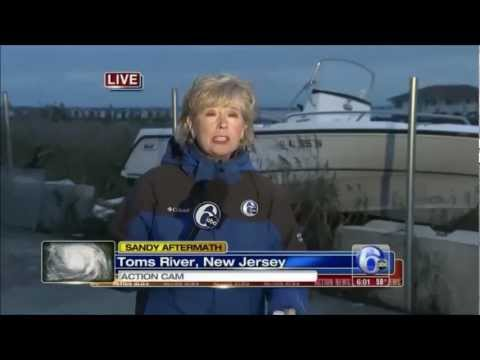 Martial Law declared in Jersey Shore Town/Seaside Heights in Wake of Sandy