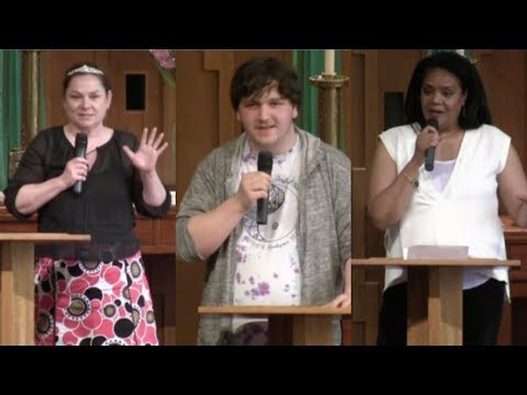 """Seattle Unity Mother's Day Sermon """"The Way of Mothers""""—05-13-2018"""