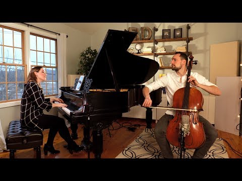 Billie Eilish - lovely (with Khalid) - Cello & Piano cover (Brooklyn Duo)