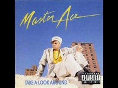 Masta Ace - Four Minus Three (Produced By Marley Marl)