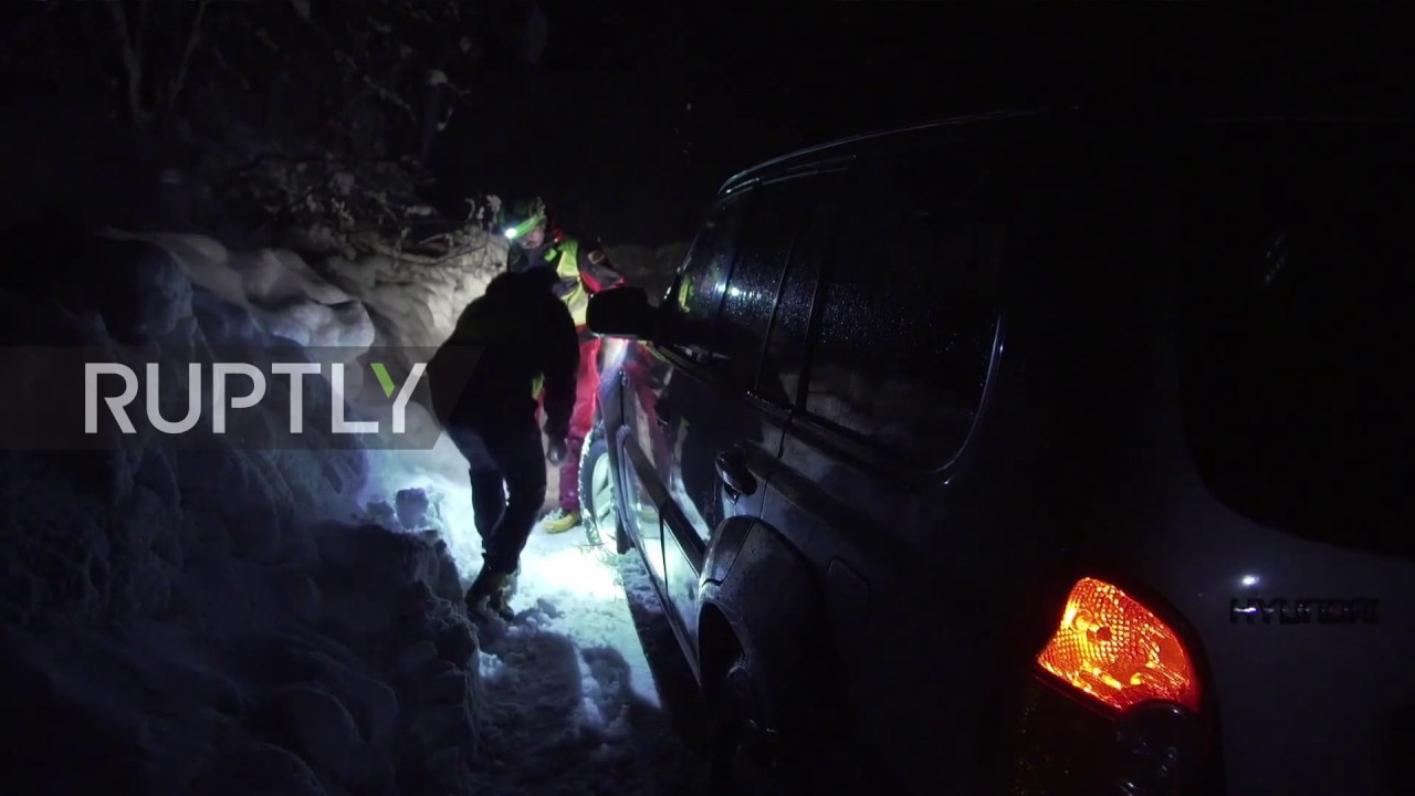Italy: Avalanche hits luxury ski resort hotel, tourists and staff feared missing