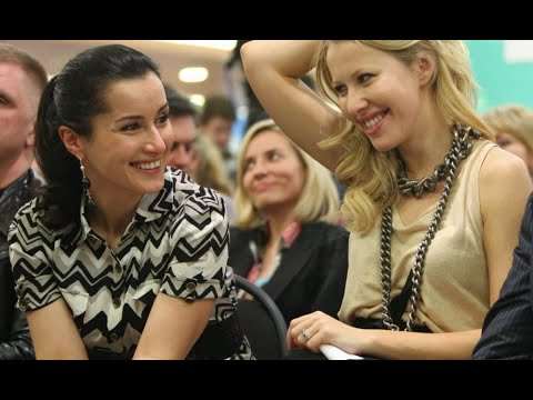 """""""Это лестно!"""" : Тина Канделаки жестко ответила Ксении Собчак : скрывать не буду"""