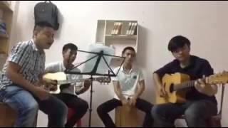 Về nghe gió kể - Guitar Tư Phú band