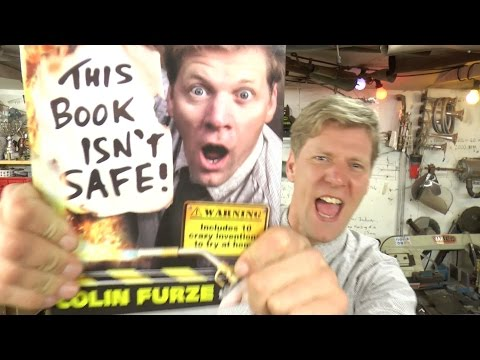 Download Youtube: The Colin Furze BOOK!!!!