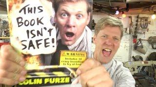The Colin Furze BOOK!!!! thumbnail