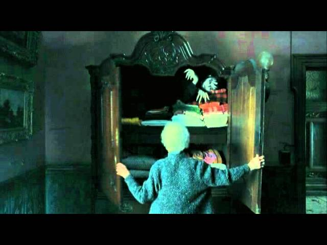 Мрачные Тени (Dark Shadows) — ТВ спот 1