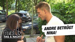 Berlin - Tag & Nacht - Also doch! André geht Nina fremd! #1540 - RTL II