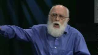 James Randi's fiery takedown of psychic fraud