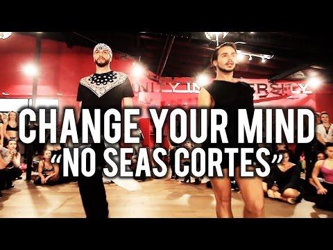 Britney Spears - Change Your Mind (No Seas Cortés)   Brian Friedman & Yanis Marshall Heels Choreo