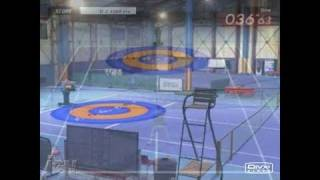 Virtua Tennis 3 PlayStation 3 Gameplay -