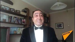Смотреть День рождения Фрунзика: Карен Аванесян вспоминает великого артиста онлайн