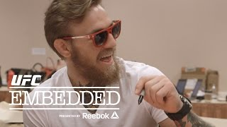 UFC 189 Embedded: Vlog Series - Episode 7
