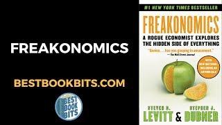 Freakonomics | Stephen J. Dubner and Steven Levitt | Book Summary