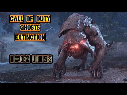 COD GHOSTS | Extinction | Podremos llegar al final???