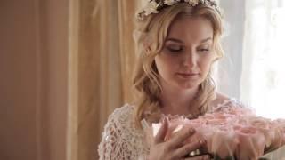 Вязаное свадебное платье от allopenwork (свадьба Богдана и Инны)