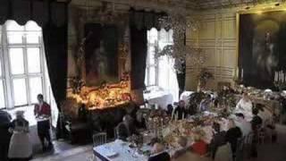 Warwick Castle Victorian Breakfast