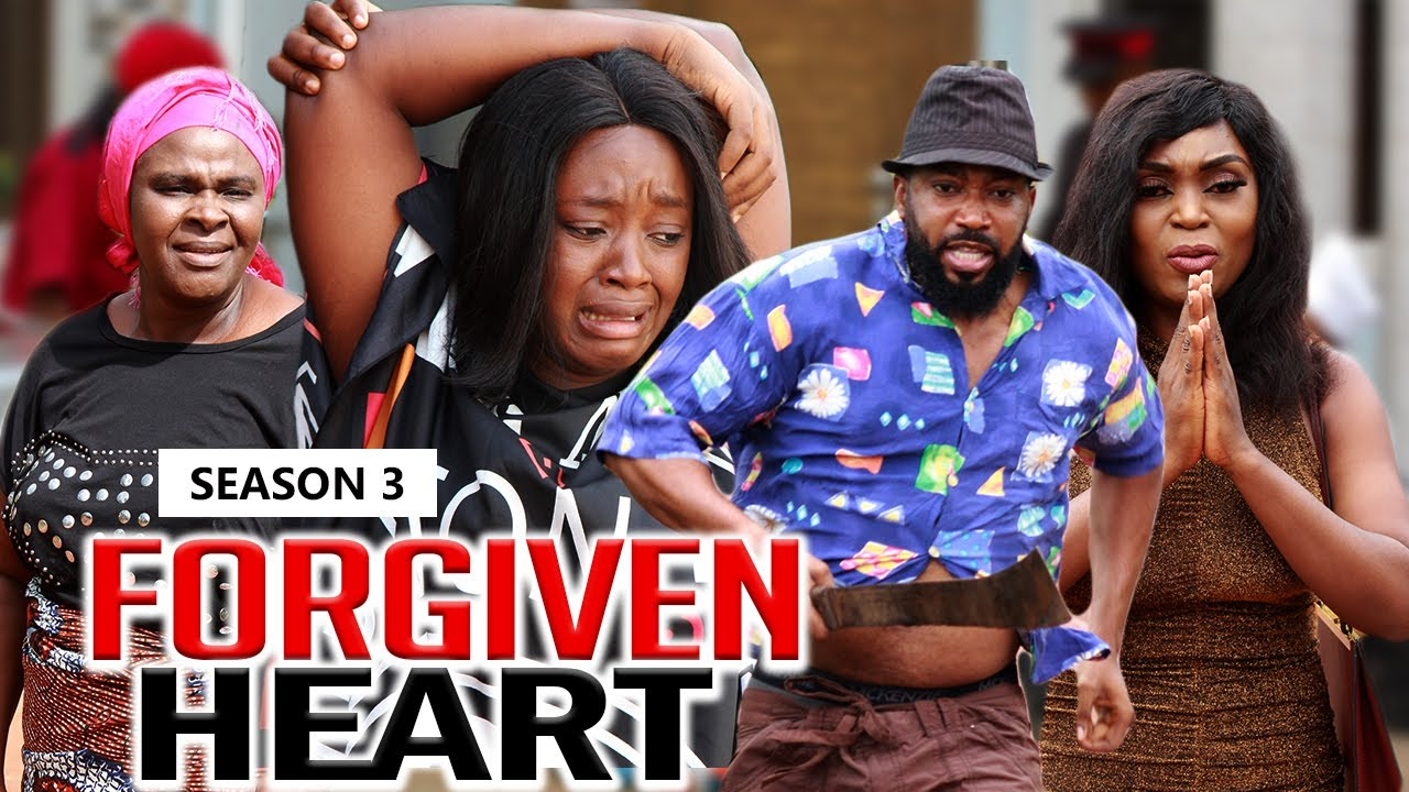 Download FORGIVEN HEART 3  - 2020 LATEST NIGERIAN NOLLYWOOD MOVIES