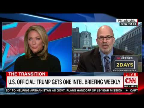 CNN's Smerconish can't understand why in the hell Trump doesn't care about security briefings