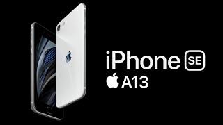 Apple представила новый iPhone SE на A13 Bionic - он пришел чтоб унижать в 2020. Первый взгляд.