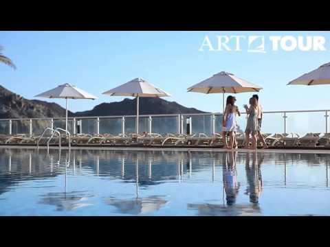 Отель Oceanic Khorfakkan Resort Spa