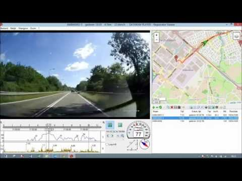 Registrator Viewer - 0803 Ambarella mini dashcam