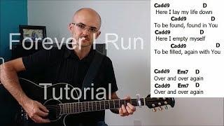 Forever I Run Tutorial (Elevation Worship Acoustic) Henry Braun