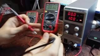 видео Регулятор мощности на IRF840