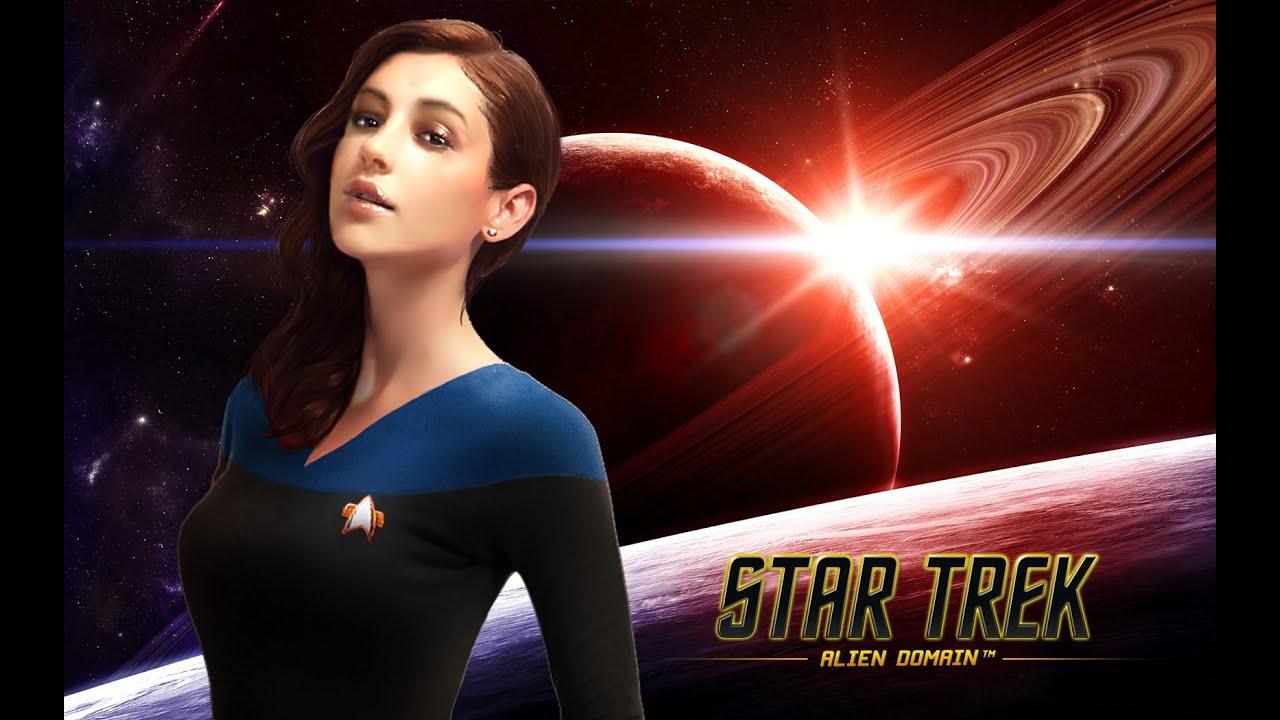 star trek alien women