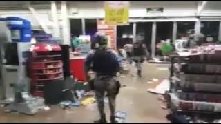 Rapiña en Tiendas en Veracruz, Coatzacoalcos, Tierra Blanca, Xalapa