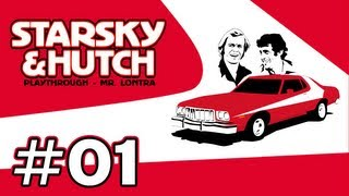 STARSKY & HUTCH: THE GAME #1 - Fast Cars / Carros Rápidos
