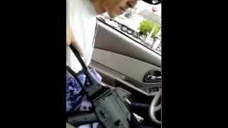 Thug Films Himself Doing Random Drive By Shooting & Posts It On Facebook! (Now Locked Up)