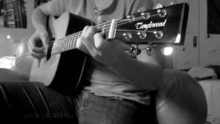 Shakira Je l'aime a mourir (La Quiero A Morir) Acoustic Guitar Cover 2011