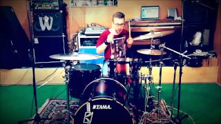 RED - Ordinary World Drum Cover