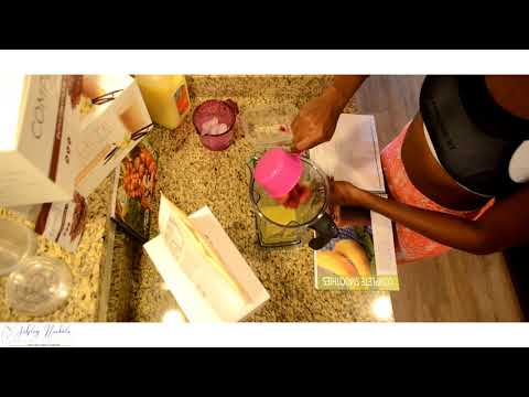 Create A Strawberry Julius Complete Smoothie With Ashley Nickole