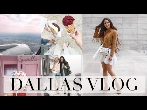 RewardStyle Conference in Dallas Vlog | Tamara Kalinic