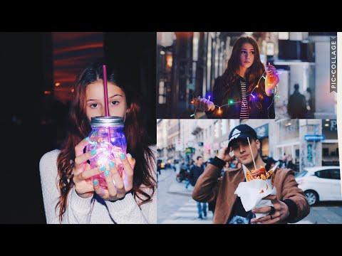 COME FARE LE FOTO TUMBLR ft. Giuseppe Barbuto || Samantha Frison