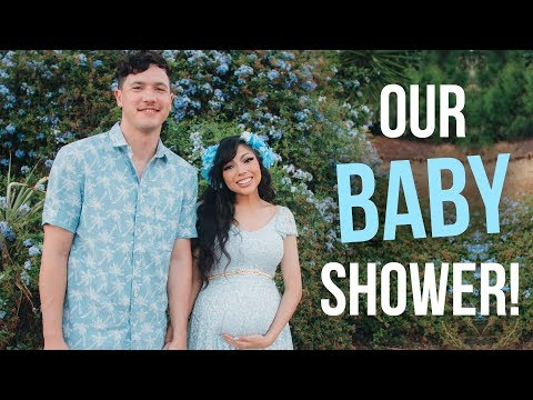 Our BABY SHOWER! 👼🏼