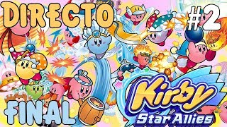 Vídeo Kirby Star Allies