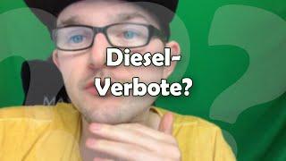 Wie steht ihr zum Diesel-Verbot? 🎮 Frag PietSmiet #1338
