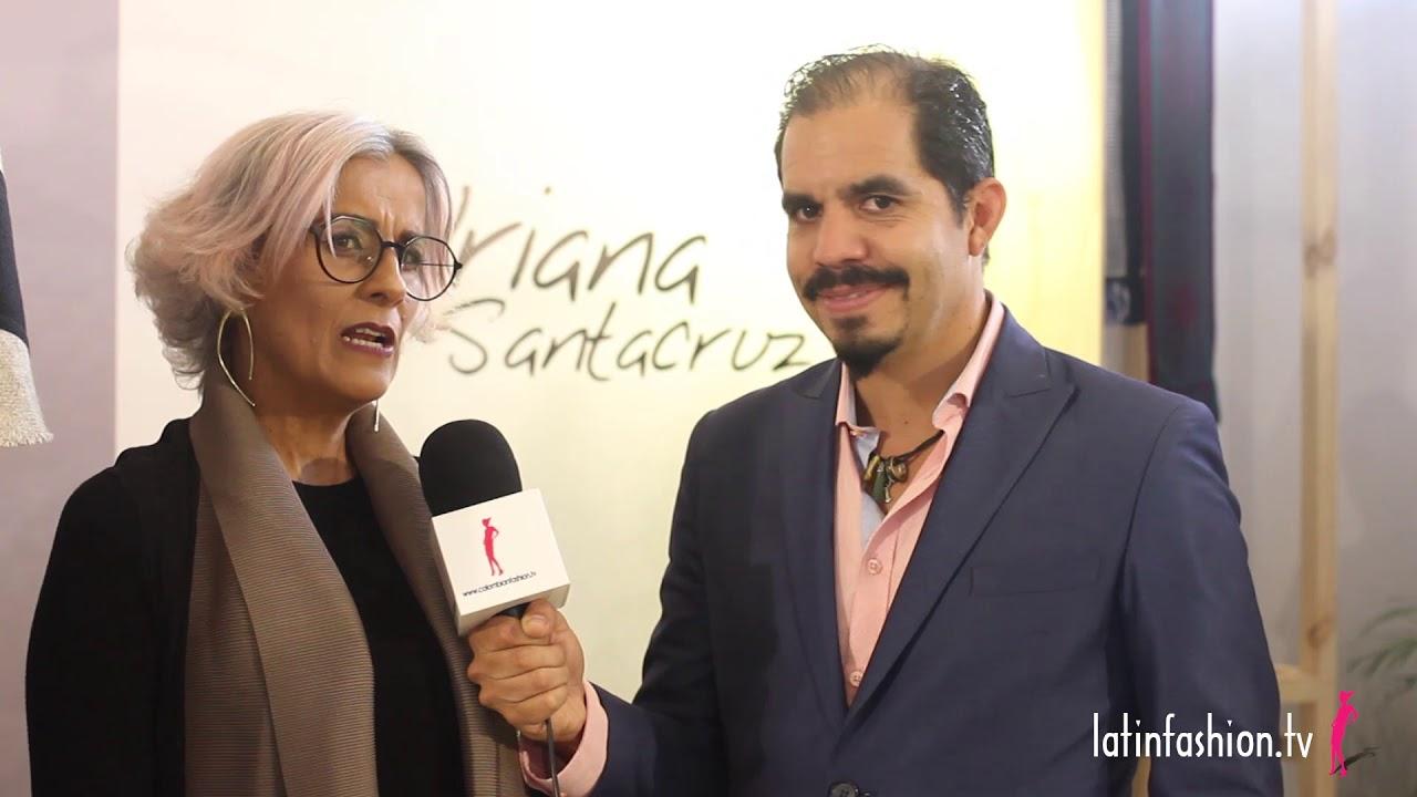 Entrevista Adriana Santacruz - BFW 2019