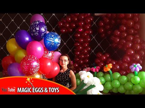 VLOG | Сюрприз Алине На День Рождения Алине 13 Лет Торт Киндер Сюрприз