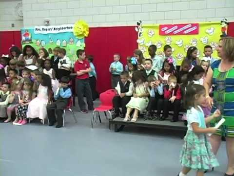 Lacoste Elementary School presents...Kindergarten Recognition Day (May 28, 2014)