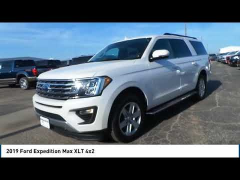 2019 Ford Expedition Max Midland TX 1832889