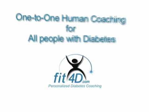 Fit4D-Personalized Diabetes Coaching, Certified Fi...