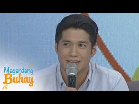 Magandang Buhay: Aljur's reaction to Robin Padilla's interview on TWBA
