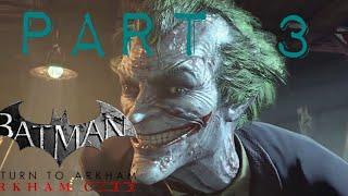 PENGUIN! | Batman Return to Arkham City part 3