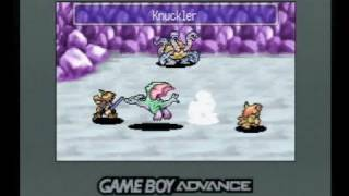 Lufia: The Ruins of Lore Game Boy Gameplay