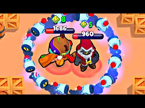 0,0001% CHANCE TO SURVIVE ! Brawl Stars Wins & Fails #204 from YouTube · Duration:  10 minutes 11 seconds